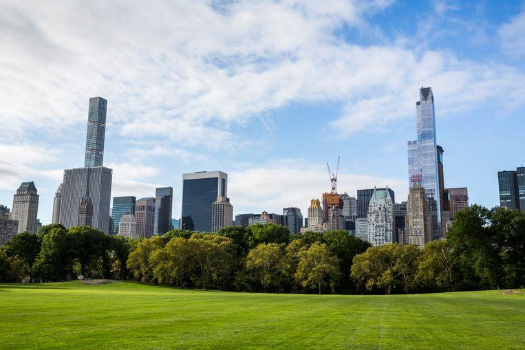 New York staat (pas) op vier, na San Francisco, Hongkong en Monaco.