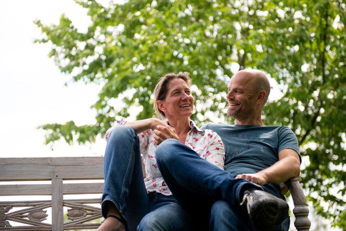 Relatietherapeuten Wendy van Dam en Jeroen de Jong.