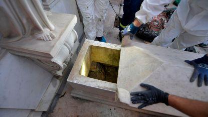 Mysterie nu zelfs nóg groter: geopende graven in het Vaticaan in zoektocht naar vermiste Emanuela (15) volslagen leeg