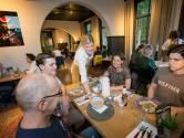 Oosterhoutse wijn, kaas en ijs bij brasserie Rembrandt in Teteringen