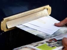 Vreemde briefjes in brievenbussen en onder ruitenwissers in Zutphen
