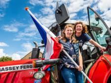 Het zijn echt niet alleen de radicale boeren die met de trekker de Jumbo blokkeren