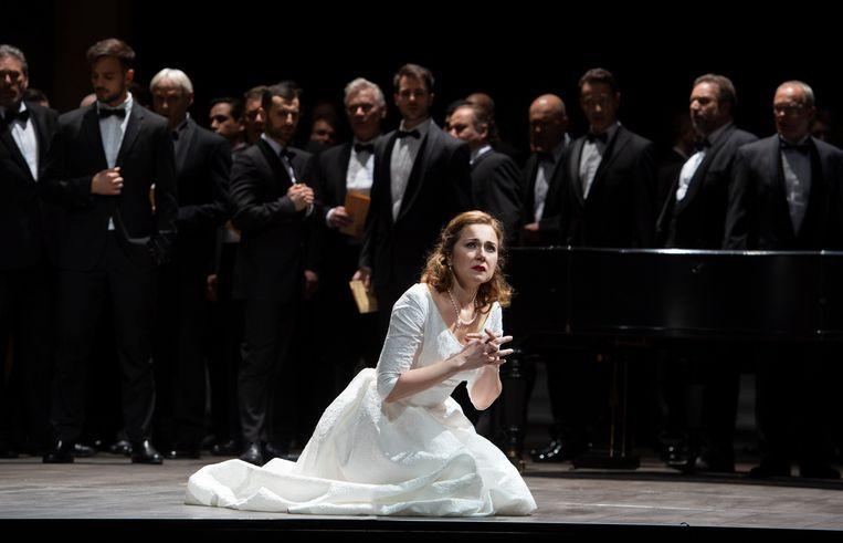 De Nationale Opera : Tannhäuser Beeld Monika Rittershaus
