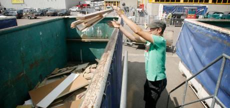 Tariefstijging milieustraat Geldrop noodzakelijk