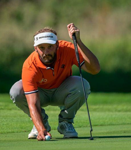 Golfer Luiten doet na twee rondes goed mee in Abu Dhabi