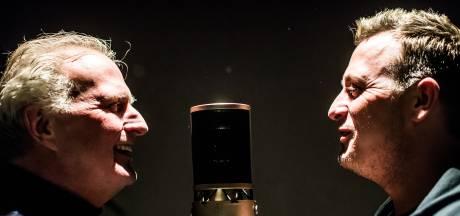 Vader en zoon Hartkamp: 'Eng hoeveel we op elkaar lijken'