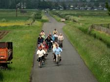 Maatregelen in polder Strijen: bovenweg permanent afgesloten