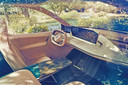 Het interieur van de elektrische BMW iNext