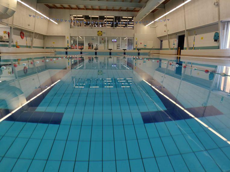 Het zwembad van Nijlen