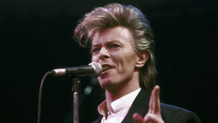 In de oorspronkelijke lijst staat Heroes van David Bowie op 7. De Top 2000 begint op Eerste Kerstdag. Beeld ANP