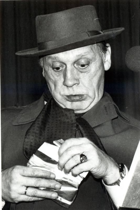 Willy Lustenhouwer, 20 jaar geleden overleden.