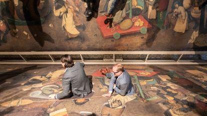 """Bruegelexpo en openluchtspeeltuin in Bokrijk openen maandag opnieuw de deuren: """"Via druktebarometer geven we drukte op parking en in speeltuin mee"""""""