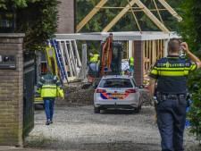 Bouwvakker zwaargewond in Oosterbeek