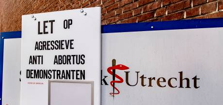 'Demonstranten bij abortusklinieken zijn aan het verkeerde adres'