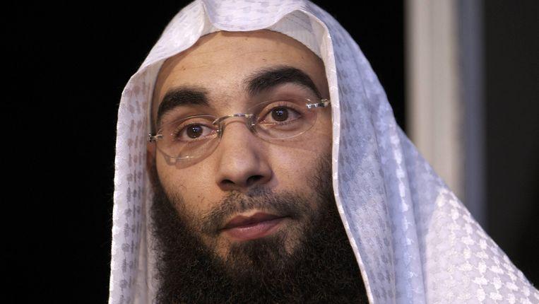 Hoofdverdachte Fouad Belkacem.