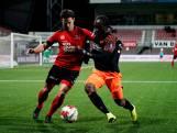 Dramatische eerste helft kost Helmond Sport de kop tegen Jong PSV
