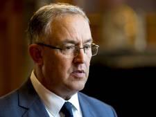 Kabinet gaf opdracht Turkse minister uit te zetten