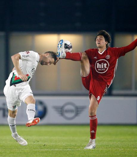 Drie NEC-verdedigers doen mogelijk niet mee tegen Telstar