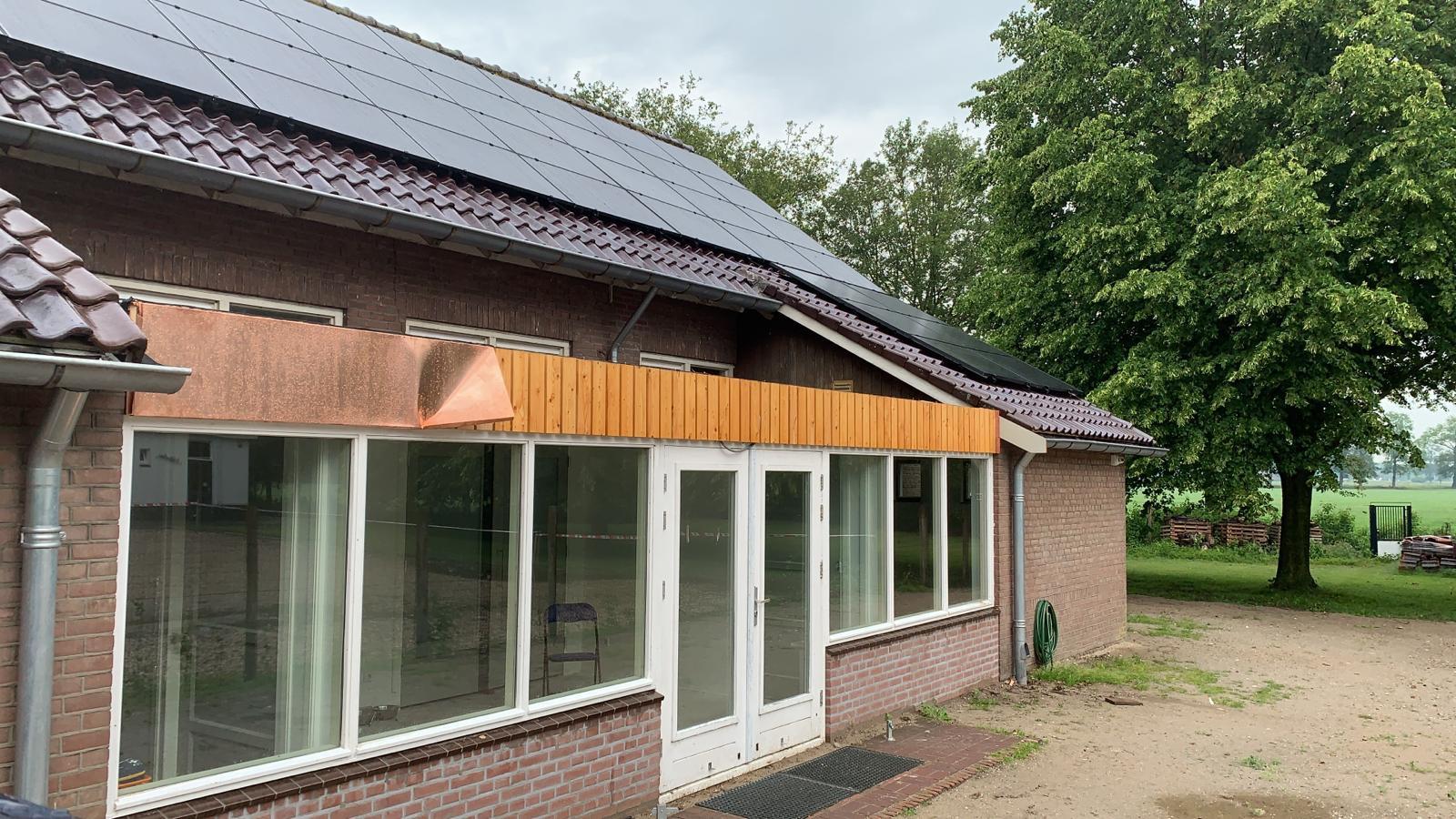 Koperdieven sloegen opnieuw toe bij Ons Gebouw in Klarenbeek.