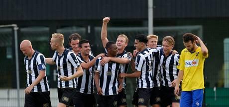 Dongen grijpt naast kwalificatieplaats voor KNVB Beker