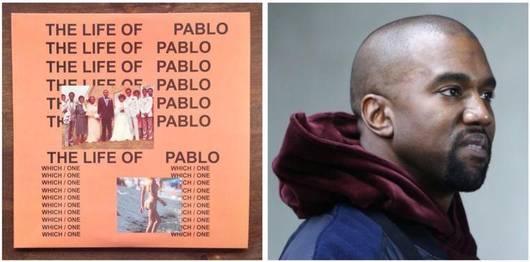 'The Life Of Pablo' van Kanye West was in 2016 zes weken lang exclusief te horen op Tidal.