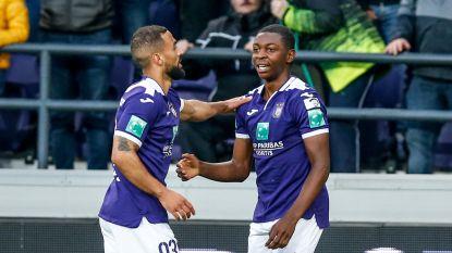 Marco Kana: zeven weetjes over zevende jongste doelpuntenmaker ooit bij Anderlecht