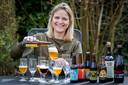 Biersommelier  Fiona de Lange is de bekendste biersommelier van Nederland.
