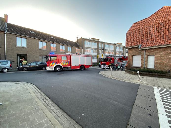 Brand Dampoortstraat