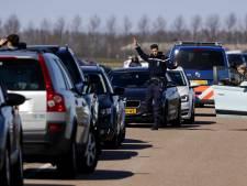 Boete voor vliegtuigspotters die uitrukten voor laatste landing van KLM-Boeing 747