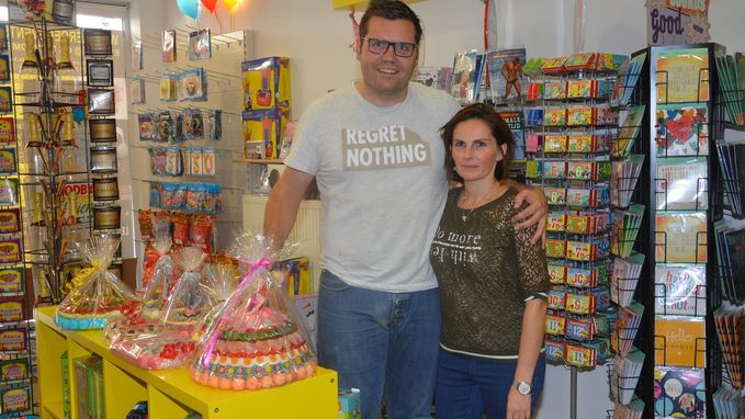 Nieuwe snoep- en geschenkenwinkel opent in stadscentrum