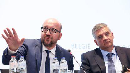 """Michel fluit Vandeput terug: """"Beslissing wordt in schoot van regering genomen, en nergens anders"""""""