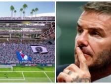 David Beckham laat peperduur stadion bouwen, inclusief cocktailbars op het dak