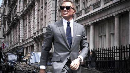 James Bond is terug, en hóe: de eerste beelden van 25e Bondfilm 'No Time to Die'
