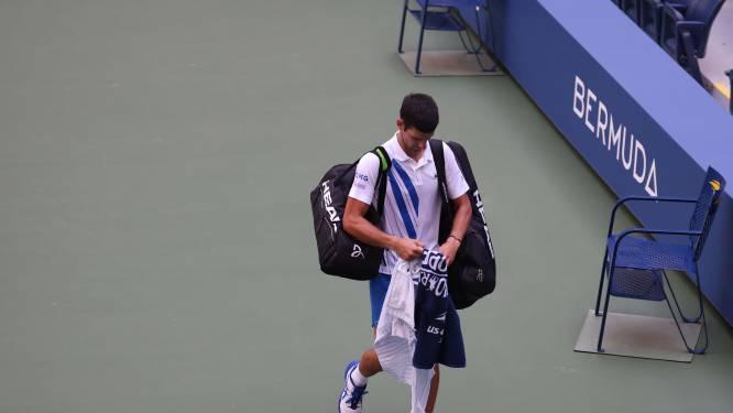 """Tenniswereld vindt diskwalificatie Djokovic terecht, ook Kyrgios laat zich horen: """"Hoeveel jaar zou ik hiervoor geschorst worden?"""""""