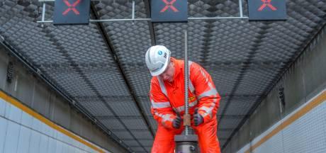 Enquête over bereikbaarheid tijdens renovatie Heinenoordtunnel