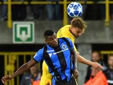Brugge houdt geen punten over aan verdienstelijke partij tegen Dortmund