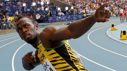Niet Rio 2016, maar Londen 2017 wordt eindpunt voor Usain Bolt