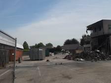 Nog een paar hoopjes puin over bij DHZ-Outlet in Valkenswaard