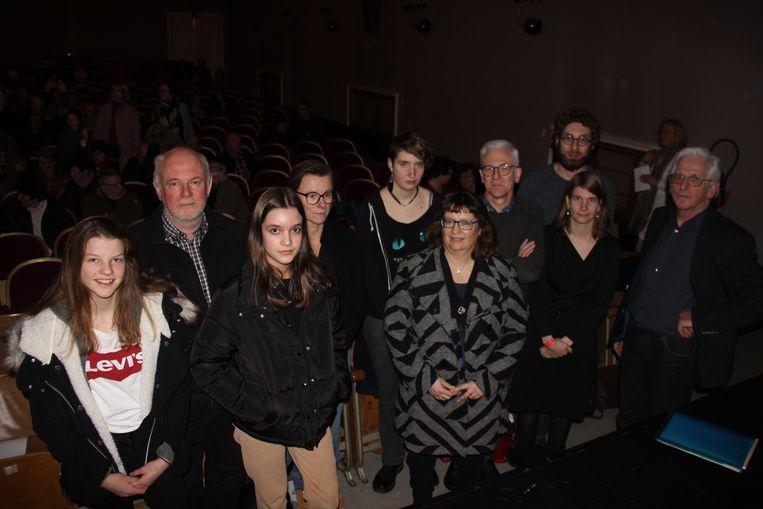 Patrick Cornillie won de gedichtenwedstrijd: 'Het daghet' is het nieuwe stadsgedicht van Ronse.