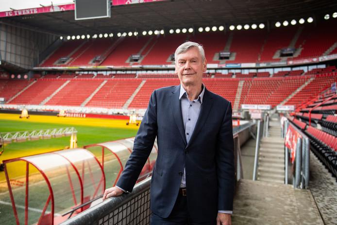 Paul van der Kraan noemt de extra bijdrage aan het spelersbudget van 1,4 miljoen 'een fantastisch resultaat.'