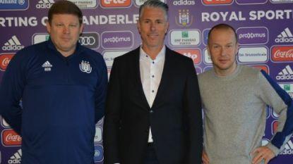 """Zetterberg keert terug naar Anderlecht als assistent van Vanhaezebrouck: """"Ik word niet de schoonmoeder van de coach, en ook niet de mol van de voorzitter"""""""