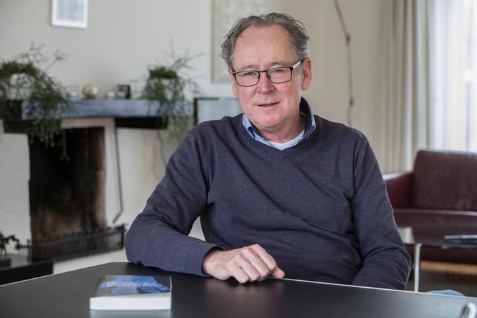 Peter van Vlerken in Mierlo heeft boek geschreven