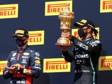 Tussenstand | Verstappen nadert Bottas, Hamilton loopt verder uit