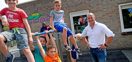 'iPad-onderwijs' op basisschool Op den Akker in Haaksbergen