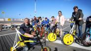 Lustige Velodroom breidt uit met 20 gekke fietsen