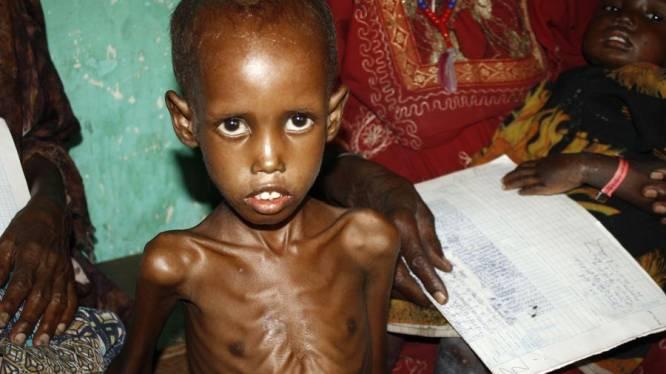 VN roept noodsituatie in Somalië uit tot hongersnood