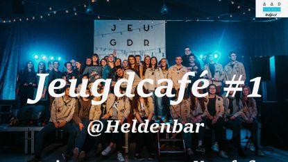 Nieuwe jeugdraad laat kinderen en jongeren aan het woord op het eerste Jeugdcafé