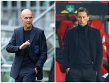 Vollgas in eredivisie: Vitesse-PSV is ook duel tussen Duitse trainers Letsch en Schmidt