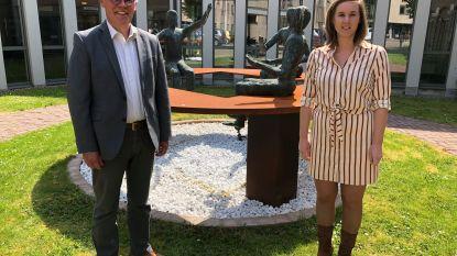 Van een uitdaging gesproken: in volle coronacrisis begint Delphine als nieuwe directeur van woonzorgcentrum Ter Linden