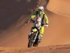 Le motard néerlandais Edwin Straver est décédé une semaine après sa chute